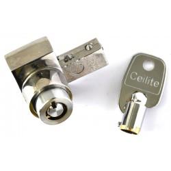 Ceilite track lock