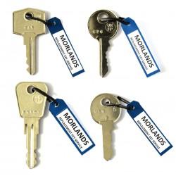Wilmot Breeden keys