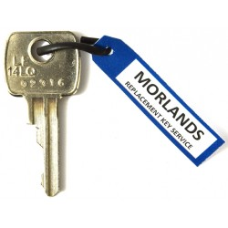 Lowe & Fletcher single entry 5 disc key