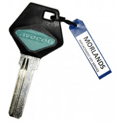 Avocet Premier BS key blank