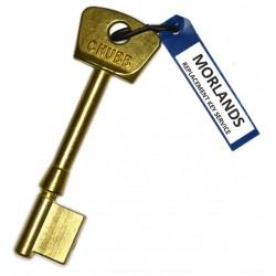 Chubb original security range key blank