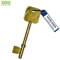 Zoo key bank 5 lever