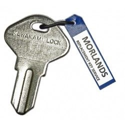 Mico, Tessi, Len Hon and Kawakami key blank