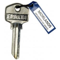 Zenith Errebi key blank