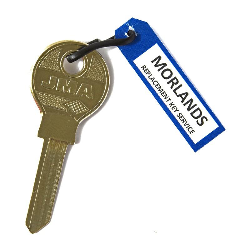 JMA ABC-2 for ABC cylinder locks.