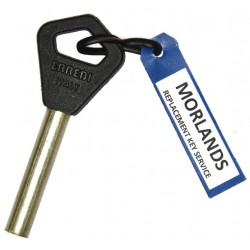 Errebi AY1P key blank for Abloy