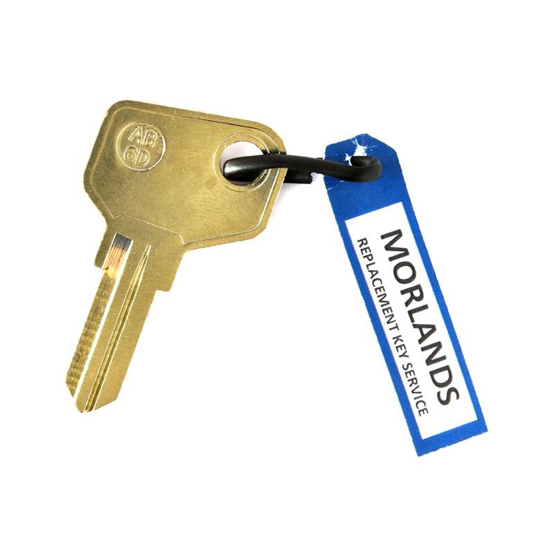 JMA AB6D key blank, for Absa