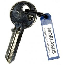Abus JMA ABU1D key Blank