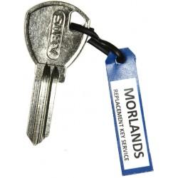 Abus 12023 key blank