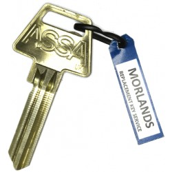Assa UK key blank
