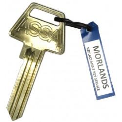 Assa NK key blank