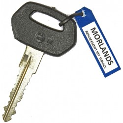 Assa Ignition key