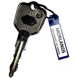 Vauxhall VV series key