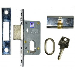 Papaiz 321 mortice deadlock