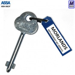 ASSA 562 faceplate blocking key