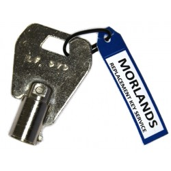Unicol high security cage key