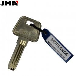 JMA AZ-9 Azbe Key Blank