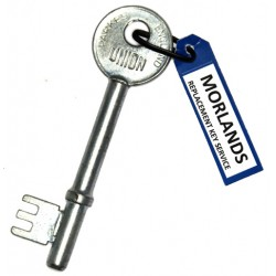 Union key, 3 lever MM series