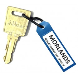 Abbess double entry key.