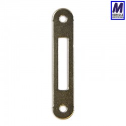 furniture lock strike plate