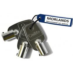 Ceilite Cylinder Key Blank