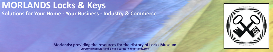 Morlands locks & keys, solutions for your home, business, industry & commerce